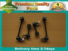 4 FRONT REAR SWAY BAR LINKS FORD FUSION 06-10