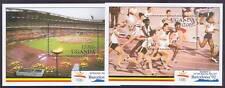 Uganda 1991 Olympic Games 2x MS SG 923 MNH