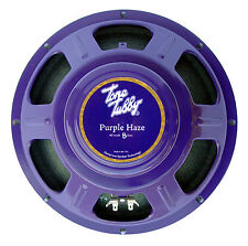 """Tone Tubby 12"""" Purple Haze Alnico Hemp Cone Guitar Speaker 8 ohm NEW w/ Warranty"""