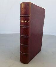 PAROISSIEN ROMAIN / 1886 DIJON, ANTOINE MAITRE (RELIGION)