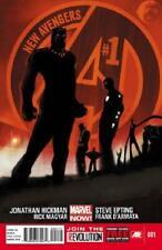 New Avengers #1 (Vol 3)