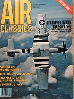 Air Classics March 1977, Fudpucker Mustang