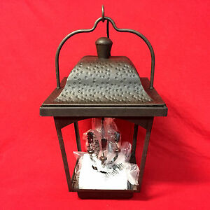 "NEW World Import Ayrs (W1920489) 4-Light Outdoor 12"" Hanging Lantern in Bronze"