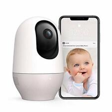 Baby Monitor, WiFi Indoor IP Dog Pet Camera 1080P Home Security Wireless
