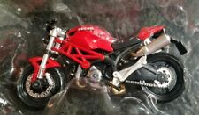 Maisto Ducati Monster Red 1:18 diecast Motorcycle New