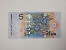 Billet Suriname 5 Gulden 2000