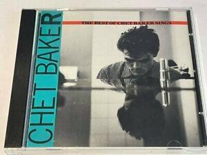 The Best of Chet Baker Sings - CD Album - 1989 Capitol Records - 20 Great Tracks