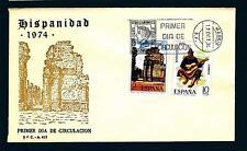 SPAIN - SPAGNA - 1974 - Storia Americano-Spagnola. Hispanidad 1974 (3)