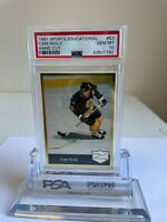 1991 Sports Educational Cam Neely #53 Hand Cut Boston Bruins PSA10 - PSA/POP 1