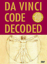 Dvd Da Vinci Code Decoded New Sealed Digipak