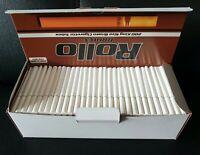 CLEARANCE 800 MENTHOL ULTRA SLIMS ROLLO TUBE Cigarrette Tobbacco Filter ROLLO