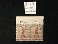 Deutsches Reich 1944 - MiNr.886 1200 Jahre Stadt Fulda , Rand nicht durchgezackt
