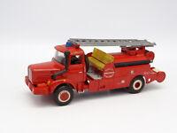 Corgi Modifié 1/43 - Berliet GLR 8 Pompiers Citerne