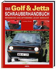 VW GOLF 1 2 Schrauberhandbuch Restaurierung Reparaturanleitung Handbuch Cabrio
