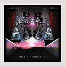 Domain-The Sixth Dimension CD - Like New