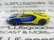Greenlight 1:64 LOOSE Collectible Michelin Tire Deco 2017 FORD GT Diorama Car