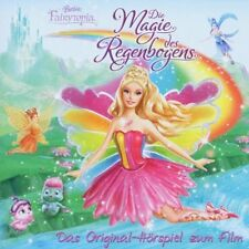 CD * BARBIE - FAIRYTOPIA - DIE MAGIE DES REGENBOGENS - HSP zum Film  # NEU OVP &
