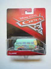 Mattel Cars 3 Fillmore Modellino 1 55 Fjh96
