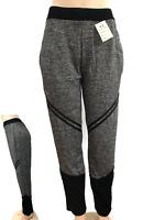 Fashion Womens Loose Casual Sport Pants Gray Long Pants Sports Ladies (#1370)