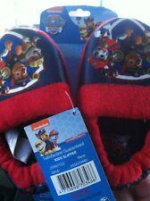 Paw Patrol Slippers Kids Size 5/6