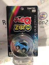 TOMYTEC CHORO Q ZERO Z-29 FIAT 500C ( LIGHT BLUE )