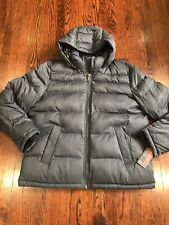 NWT$225 Tommy Hilfiger Mens Insulated Wind Resistant Down...