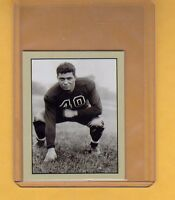Vince Lombardi, Right Guard, '37 Fordham Rams, rare Lone Star limited edition