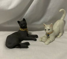 Lenox Porcelain Cat Figurines-2