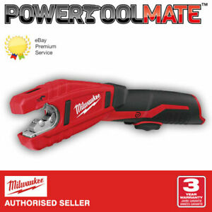 Milwaukee C12PC-0 12v Pipe Cutter - Naked - Body Only