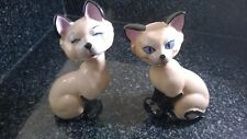 Wade Disney Blow Up Lady & The Tramp Si & Am Siamese Cats Large Figures Pair