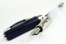 Visconti Opera Master Demo. Blue Swirl Limited Edition Fountain Pen (#31/250)