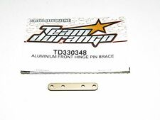 Team Durango DEX210V2 2wd buggy TD330348 Hinge Pin Brace Aluminum Front DEX210