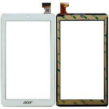 Original Blanco Digitalizador con Pantalla Táctil LCD Para Acer Iconia One 7 B1-780