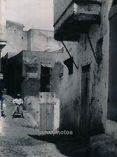 TANGER c. 1950 - Une Rue Maroc - Div 2249