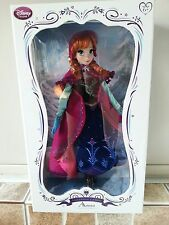 Disney Frozen Anna Limited Edition Doll Plus Free Gift