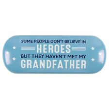 Heroes Grandfather Glasses Case - Lovely Gift - Brand New
