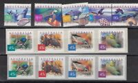 Australia 1999/2001 Nautical/Birds Sets Mint MNH X9179