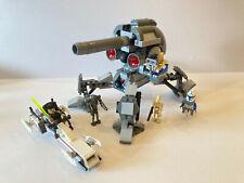 Lego Star Wars 7869 Battle for Geonosis mit Anleitung Captain Rex Luminara
