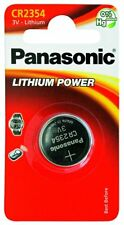 1 batteria pila  CR2354  LITIO  PANASONIC  3 Volt per SUUNTO  POLAR