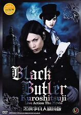 DVD Black Butler : Kuroshitsuji Live Action The Movie