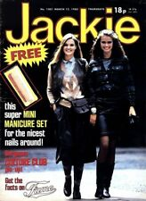 JACKIE MAGAZINE #1001 CULTURE CLUB COLOUR POSTER, BALLROOM DANCING, FAME
