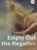 Empty Out the Negative DVD & Declare Your Promises Journal by Joel Osteen