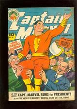 Captain Marvel Adventures 41 - Large Scans