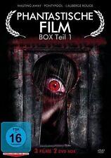 Phantastische Film Box - Vol. 1 (2012) - 2 DVD´s - 3 Filme - neu & ovp