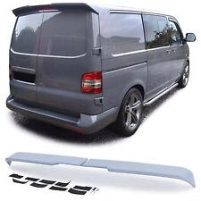 Sport Dachspoiler Heckspoiler mit ABE für VW Bus T6 T6.1 mit Flügeltüren