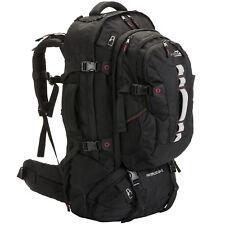 skandika Waterloo 65+15 Litre Rucksack Backpack with Daypack Rain Cover New