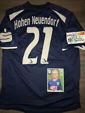 Matchworn Trikot Celine Dey Hohen Neuendorf Frauen Damen + Autogrammkarte