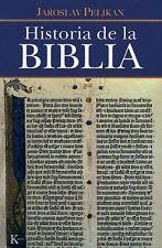 Historia de la Biblia (Spanish Edition)-ExLibrary