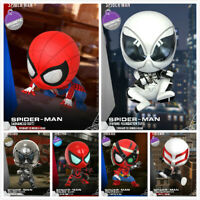 Hot Toys COSBABY COSB769-774 Spider-man Mini PVC Figure Collectible Doll Model