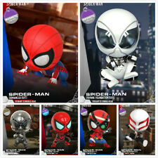 Hot Toys COSB769-774 COSBABY Spider-man Mini PVC Figure Collectible Doll Model